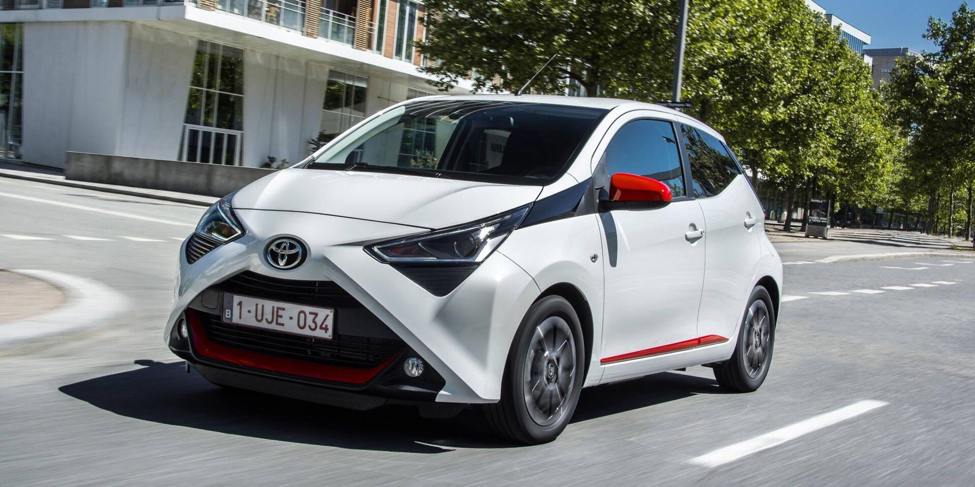 Toyota confirme la remplaçante de l'Aygo