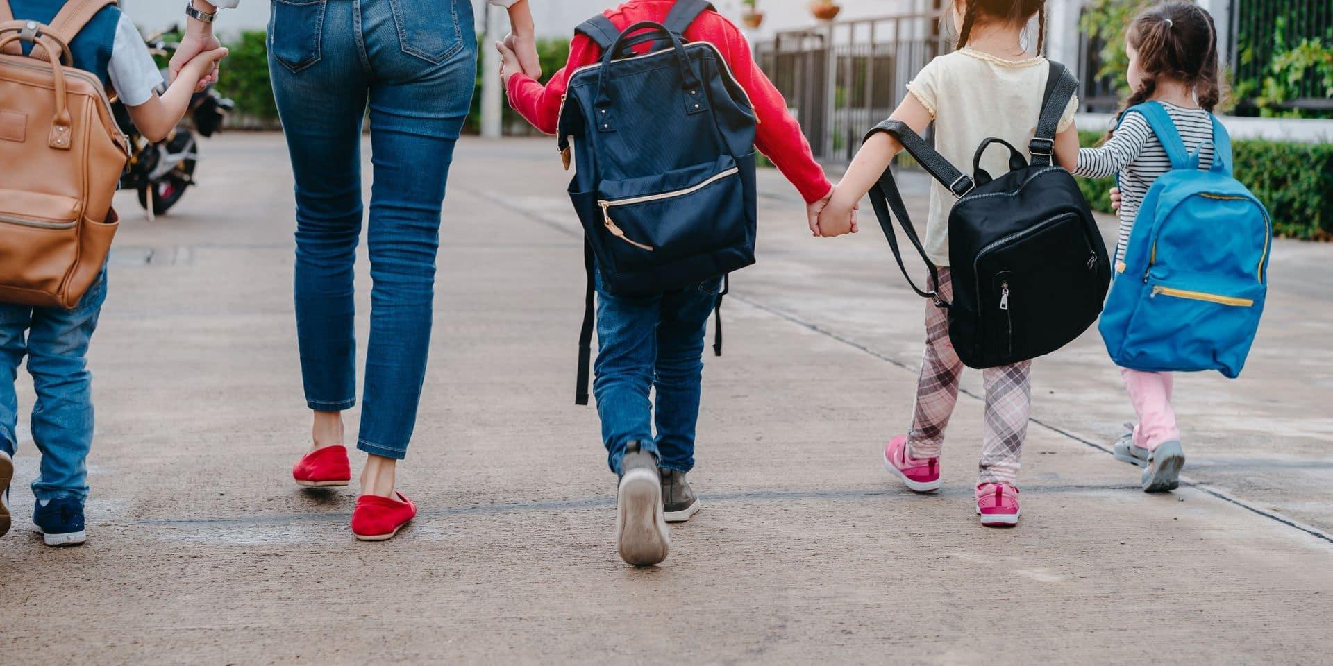 Plus de cours en présentiel du 29 mars au 2 avril, seules les écoles maternelles restent ouvertes