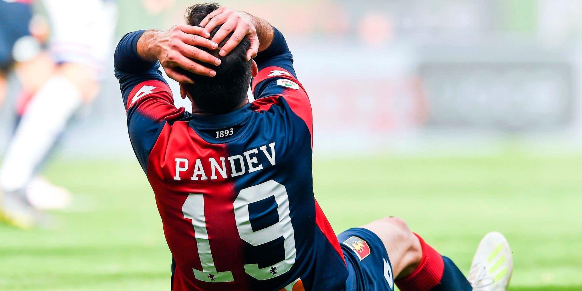 La Genoa reste contaminée par le Covid-19, 14 joueurs testés de nouveau positifs