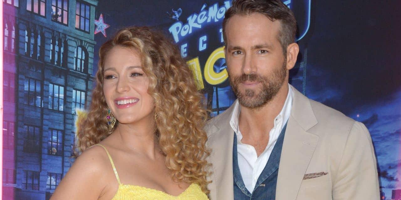 Blake Lively a accouché de son troisième enfant dans le plus grand secret
