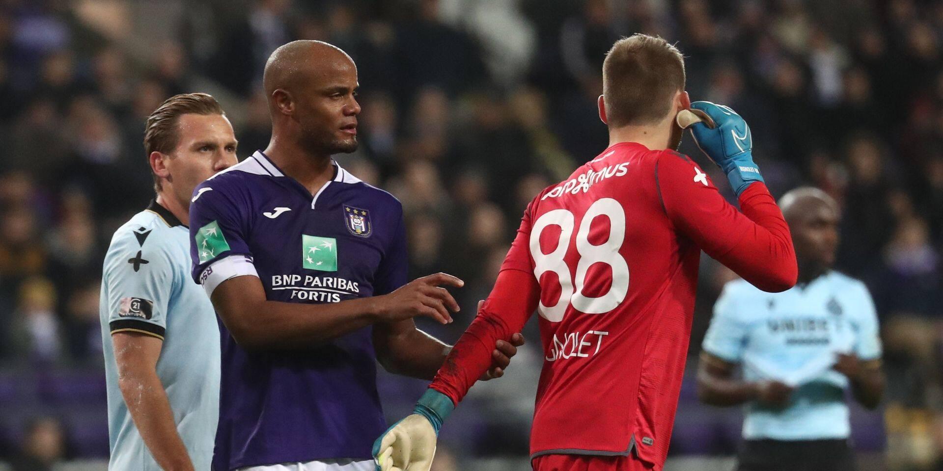 Plus de 100.000 euros d'amende: Anderlecht paye cher le comportement de ses supporters