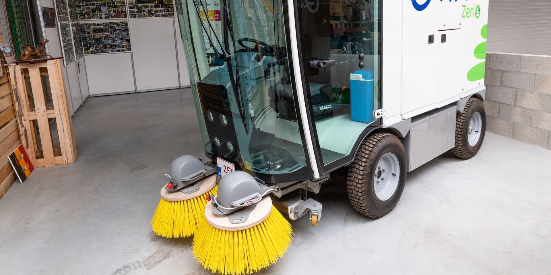 Nettoyage de printemps pour les avaloirs à Nivelles: attention au stationnement...