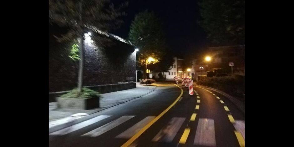 Piste cyclable à Mons: Le Gracq veut relancer le test au printemps
