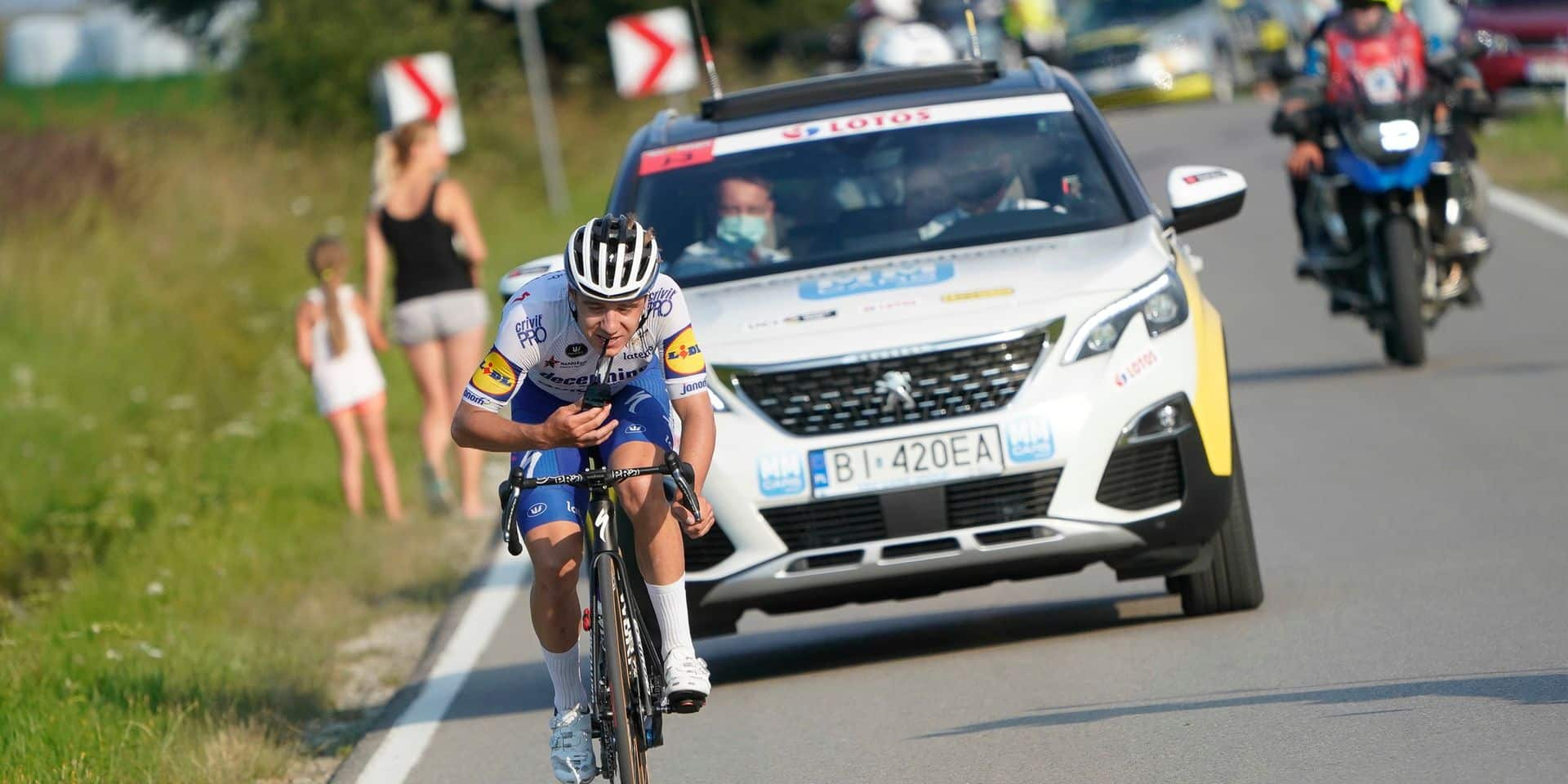 Tour de Lombardie: Remco Evenepoel grand favori pour succéder à Bauke Mollema
