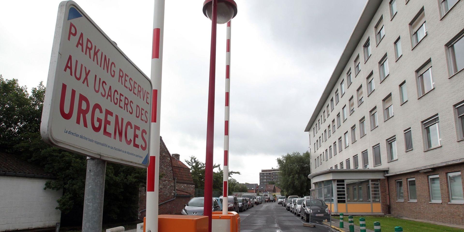 Pic de Covid-19 dans les prochains jours: les hôpitaux de Mons-Borinage prêts à faire face