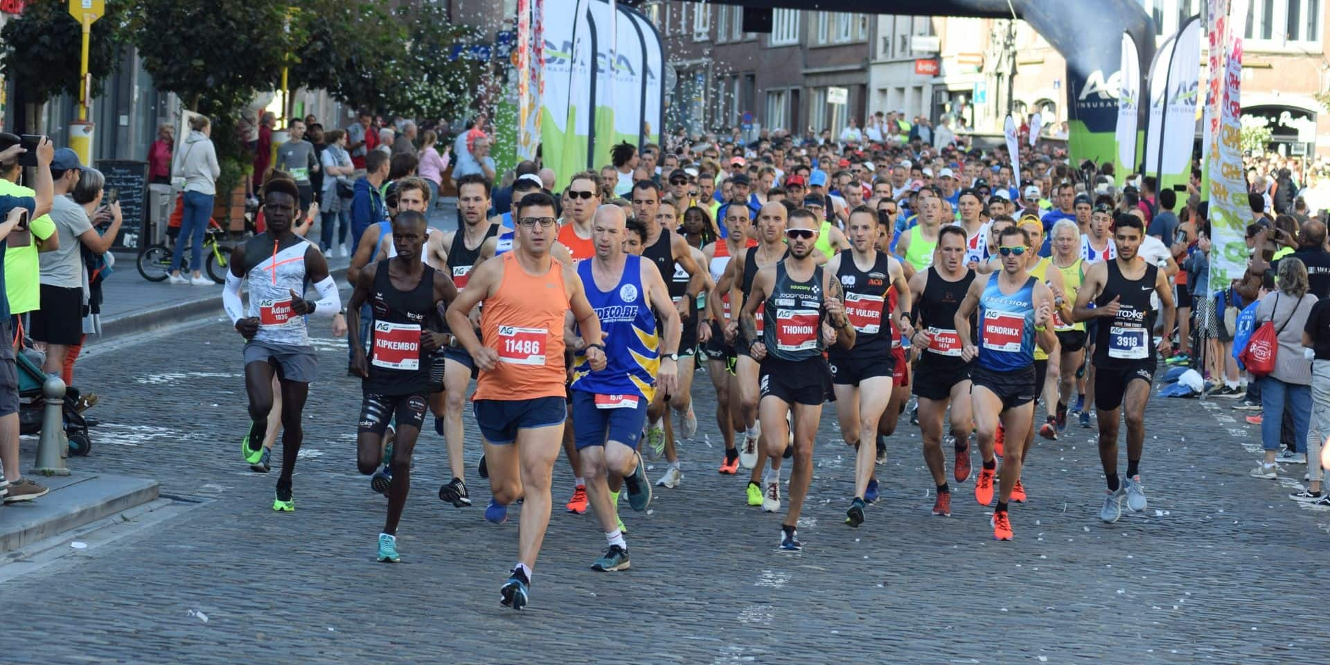Officiel: pas de semi-marathon de Nivelles en 2020