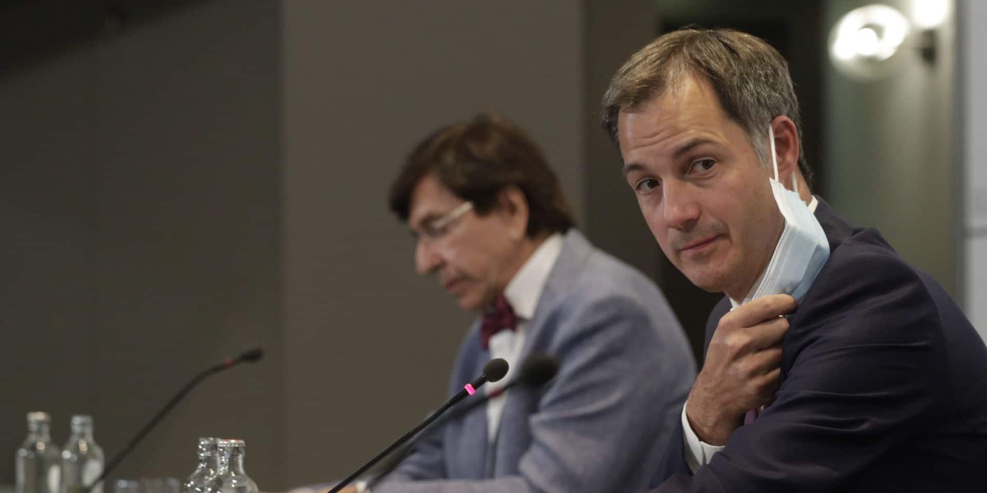 Intempéries : le fédéral confirme un prêt de 1,2 milliard à la Wallonie pour aider les sinistrés