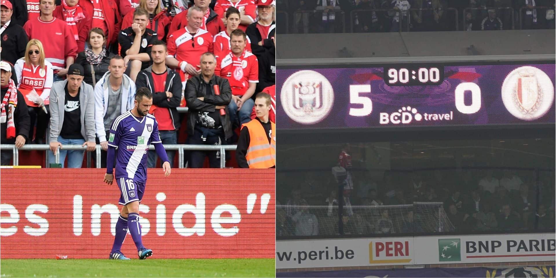 Quiz: êtes-vous incollables sur les grands moments du Clasico ? Tentez votre chance et remportez des ballons dédicacés par les joueurs du Standard et d'Anderlecht !