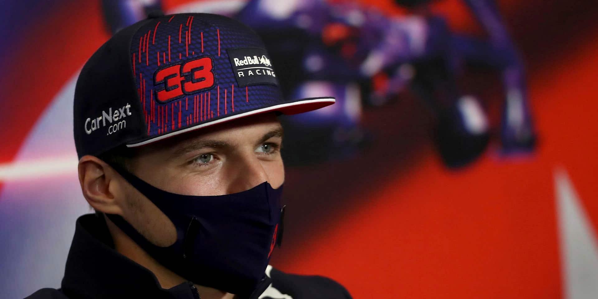 """Verstappen fort comme un Turc pour dire """"Arigato"""" à Honda"""