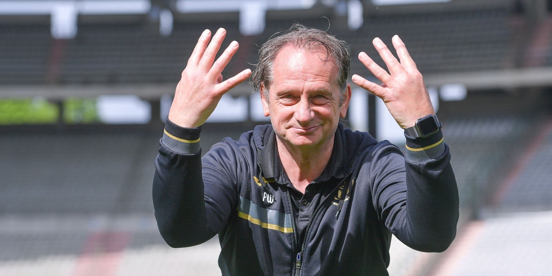 """Patrick Wachel a décroché son quatrième titre avec le RSCA Women: """"Anderlecht est enfin à sa véritable place"""""""