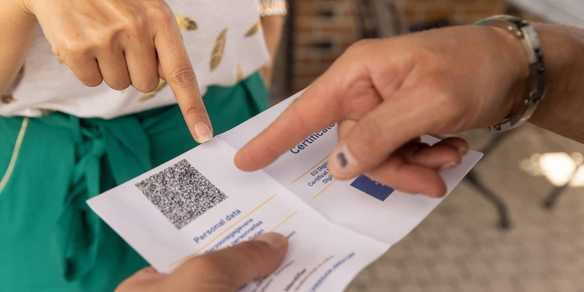 Frasnes-lez-Anvaing : Pas de Covid Safe Ticket au conseil communal