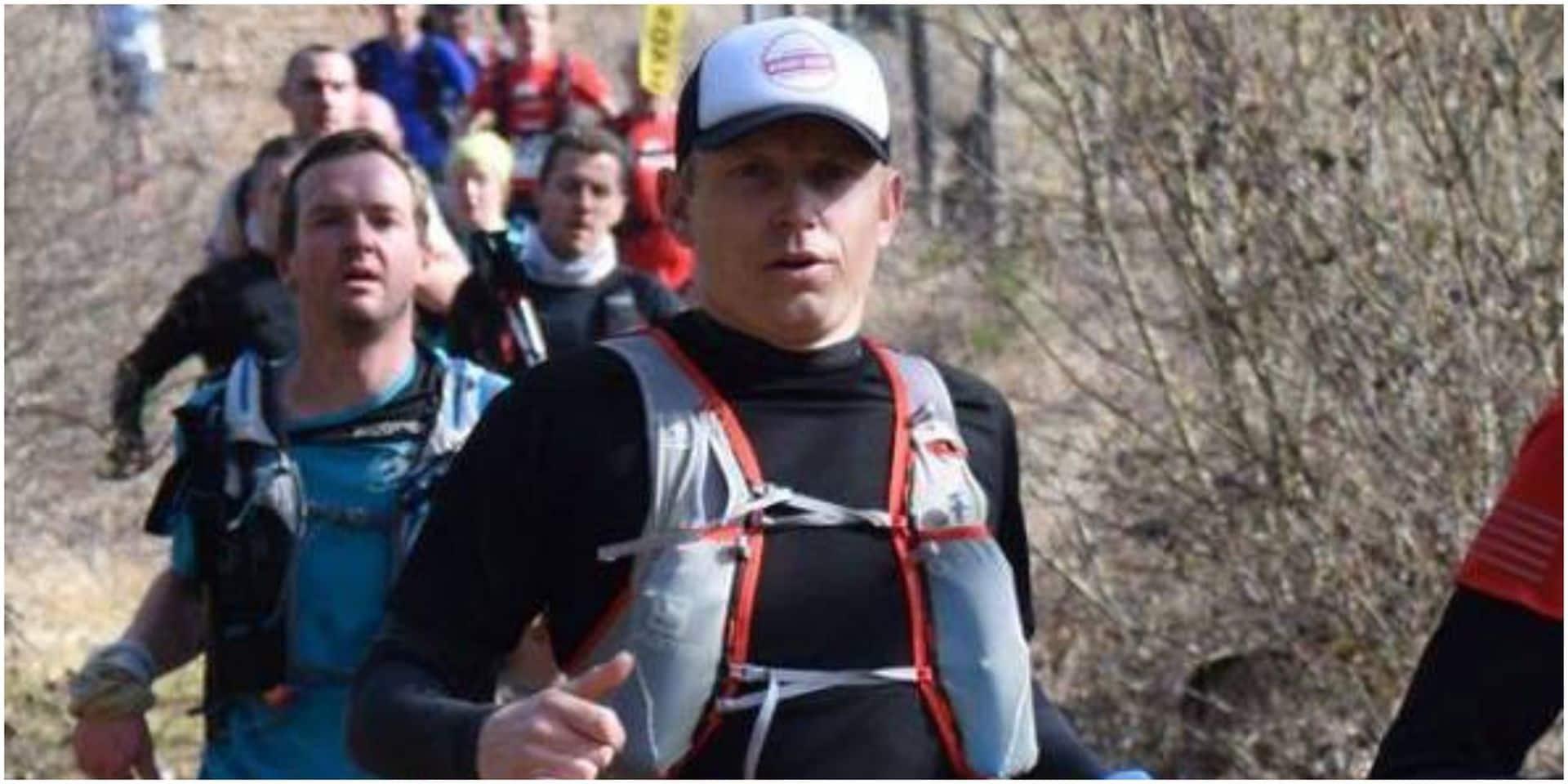 152 km en courant pour offrir une cour à son école: Thomas Gillet prêt à relever le défi