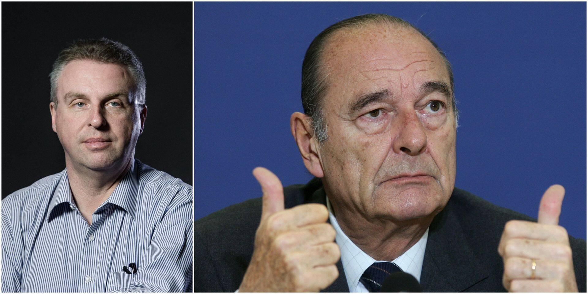 Jacques Chirac, ce président sympathique qui buvait, fumait et draguait en public
