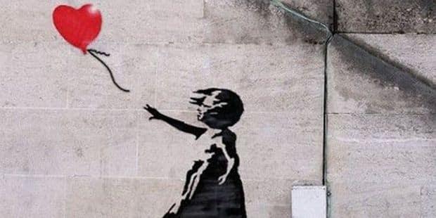 Ixelles : L'artiste de street art Banksy expose jusqu'au 30 décembre au Strokar Inside