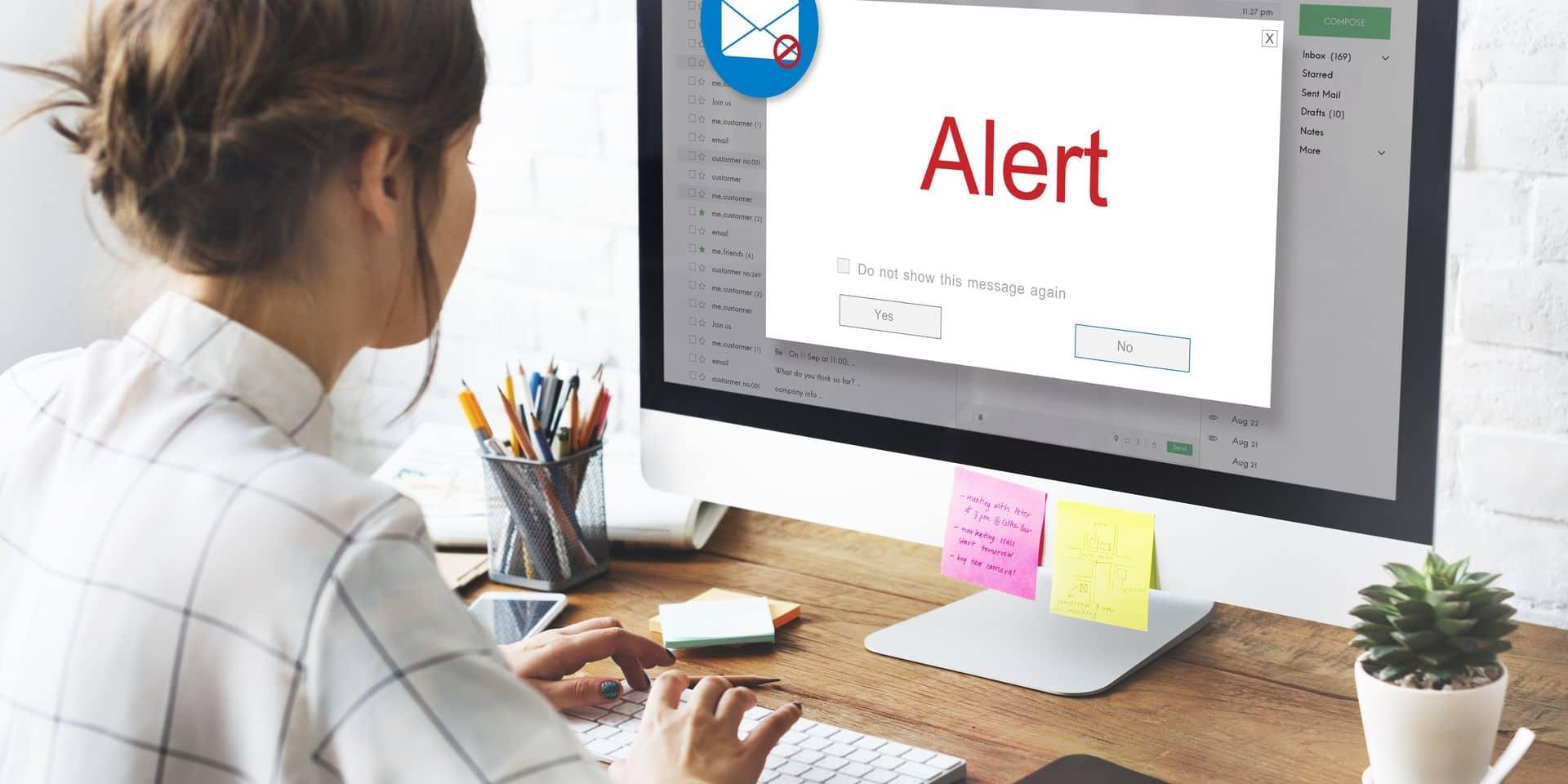Les fraudes informatiques explosent en Brabant wallon: +30% en un an!