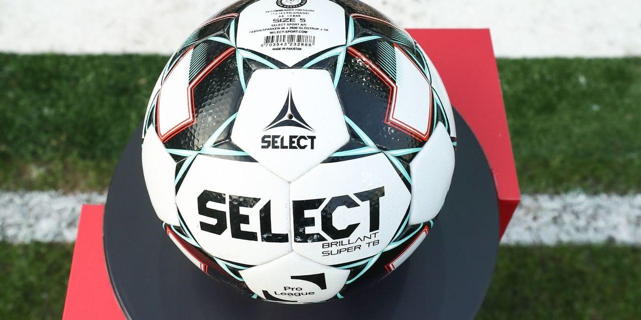Les championnats U18 et U21 annulés par la Pro League