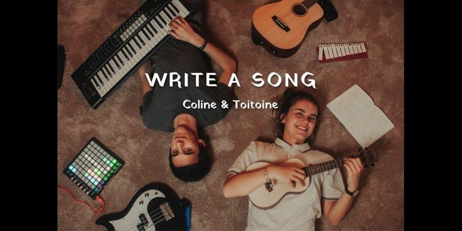 Découverte belge DH Radio: Coline et Toitoine
