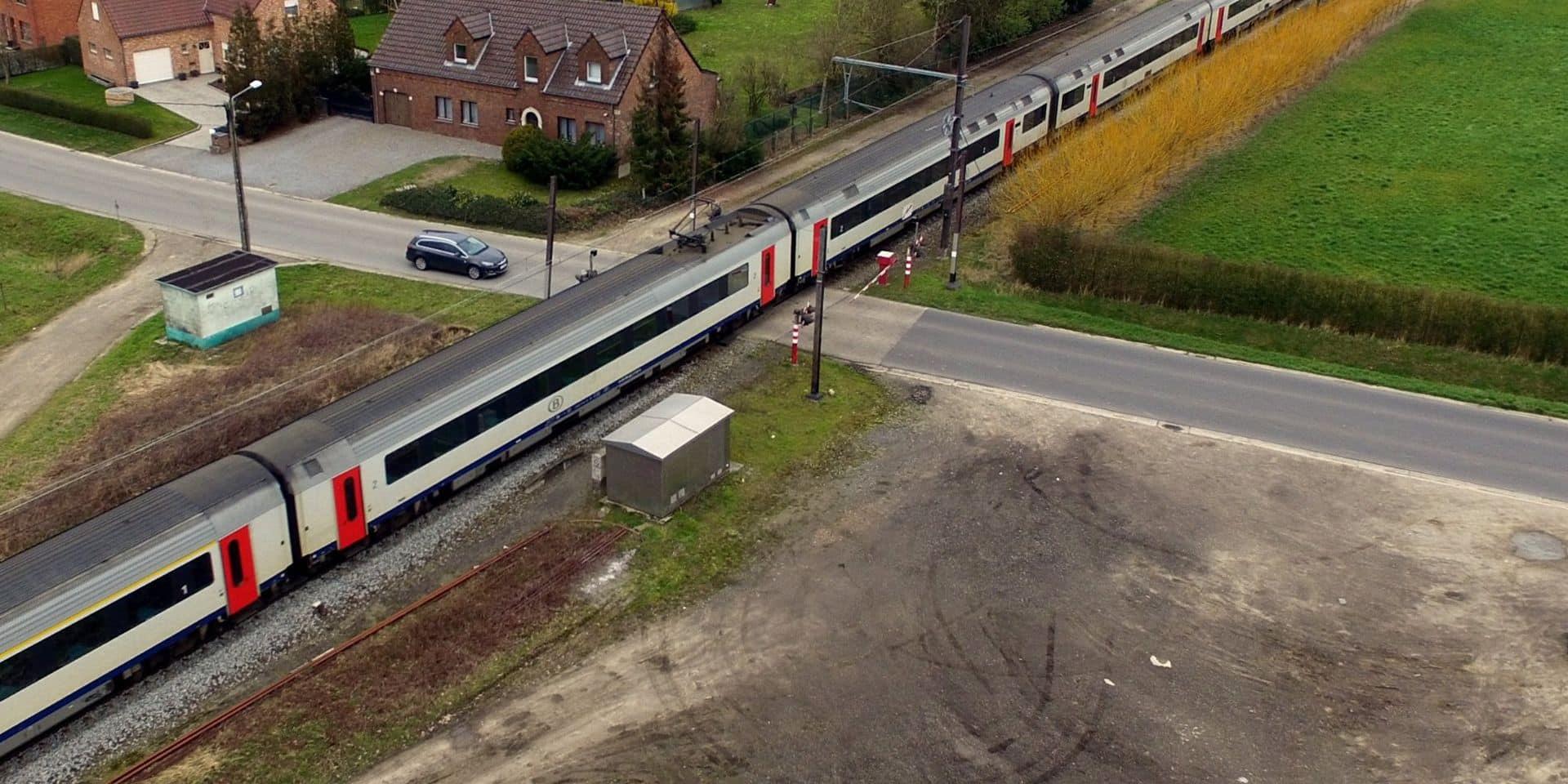 Le trafic ferroviaire interrompu entre Tournai et Lille après un accident mortel sur les rails