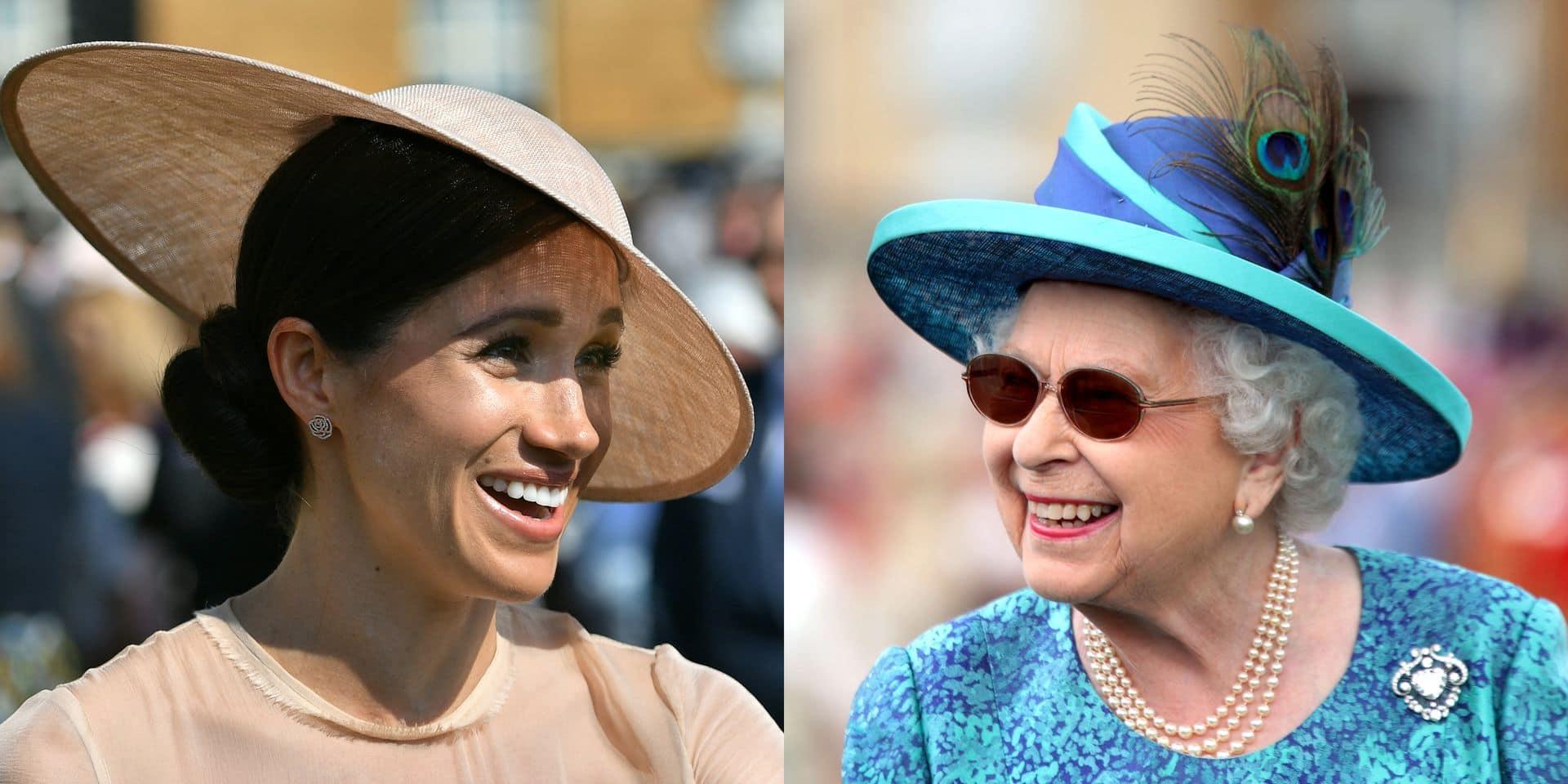 Meghan Markle : son premier tête-à-tête avec la Reine Elizabeth II est pour très bientôt