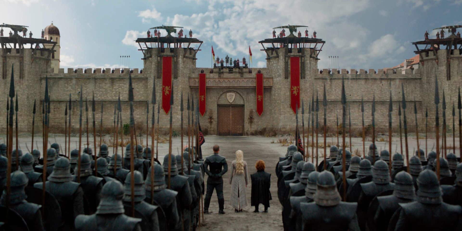 """C'est l'épisode final: """"Game of Thrones"""" tire sa révérence"""