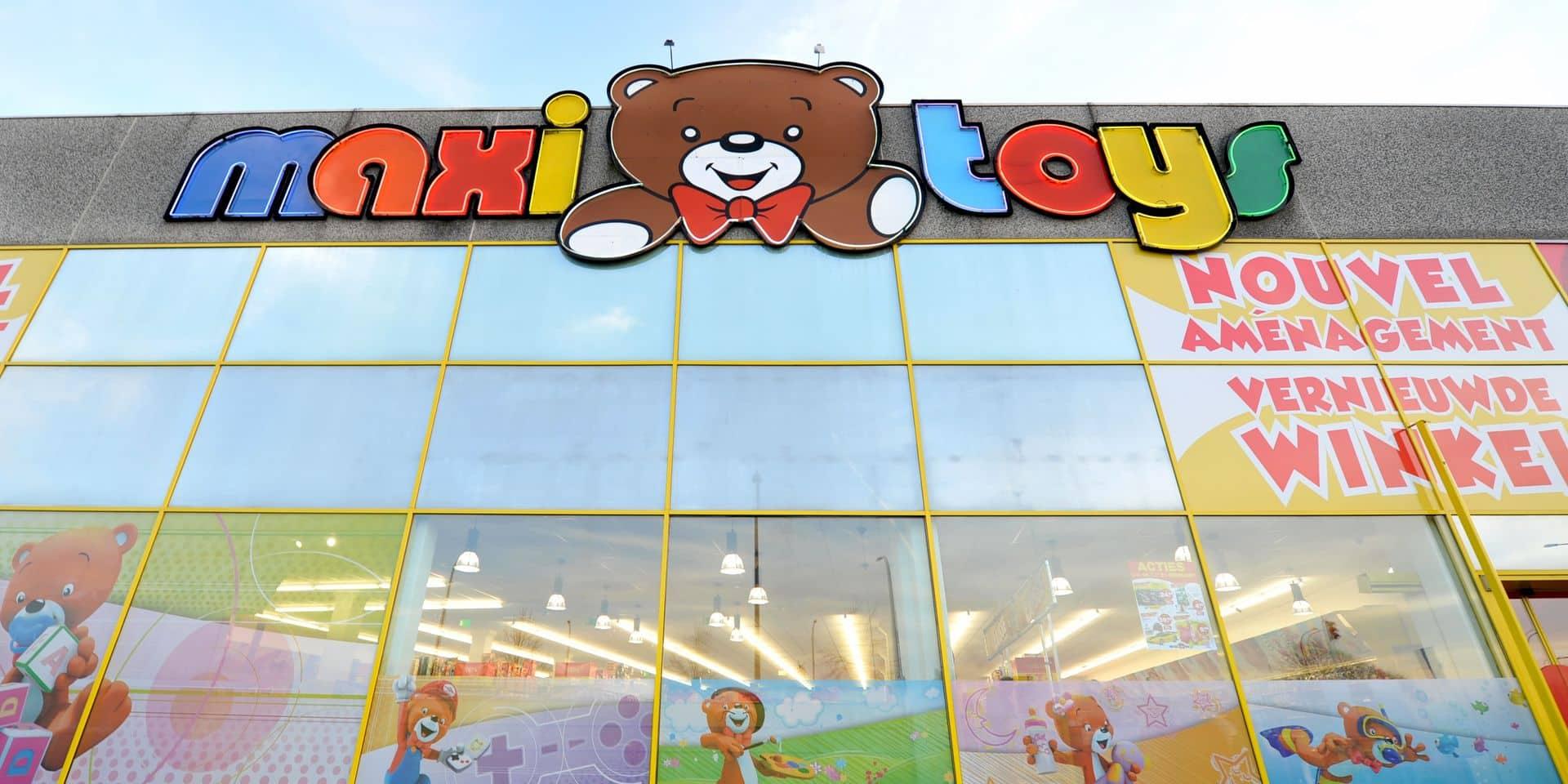 Maxi Toys a officiellement un repreneur