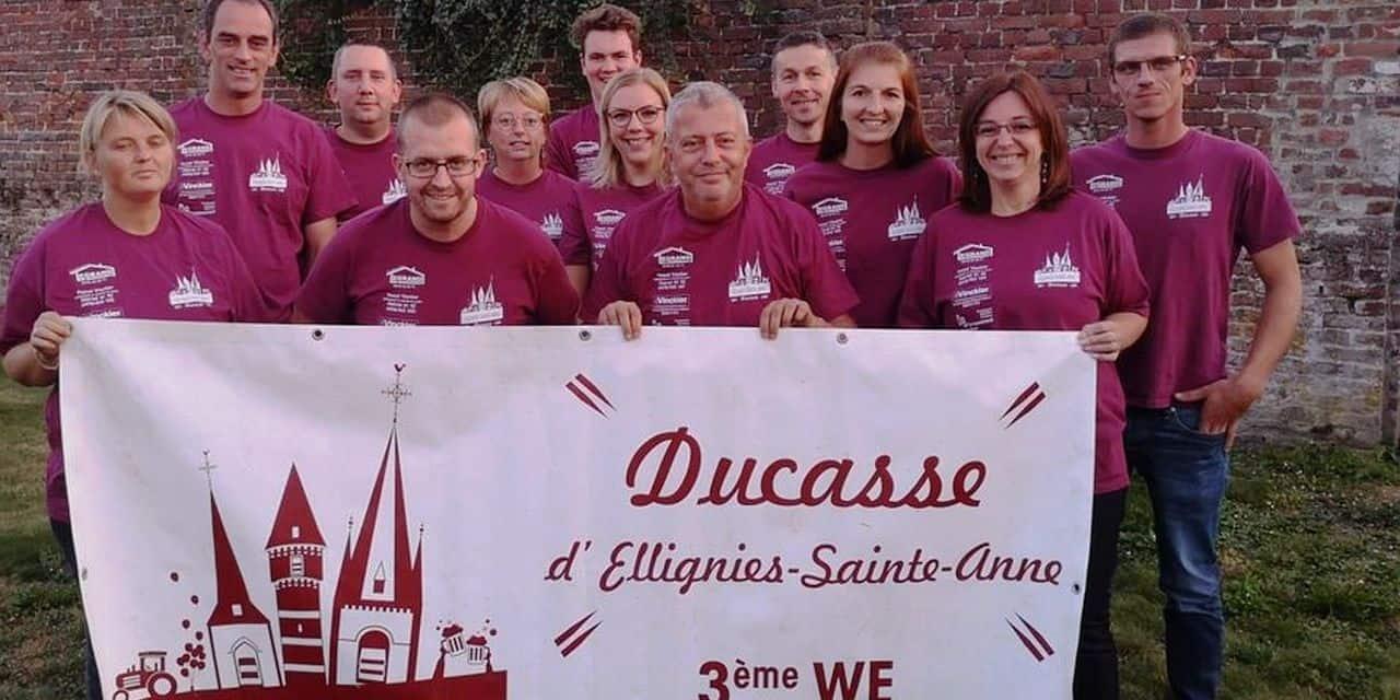 Ellignies-Saint-Anne : L'année de la confirmation pour la ducasse