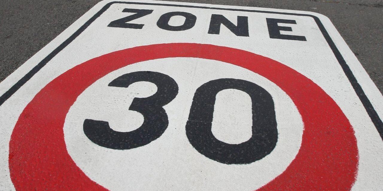 Mouscron: les aménagements de sécurité zone 30 vont se mettre en place