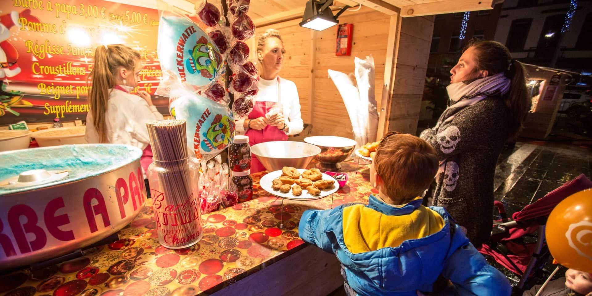 La Louvière: Marché de Noël et Foire d'automne annulés !