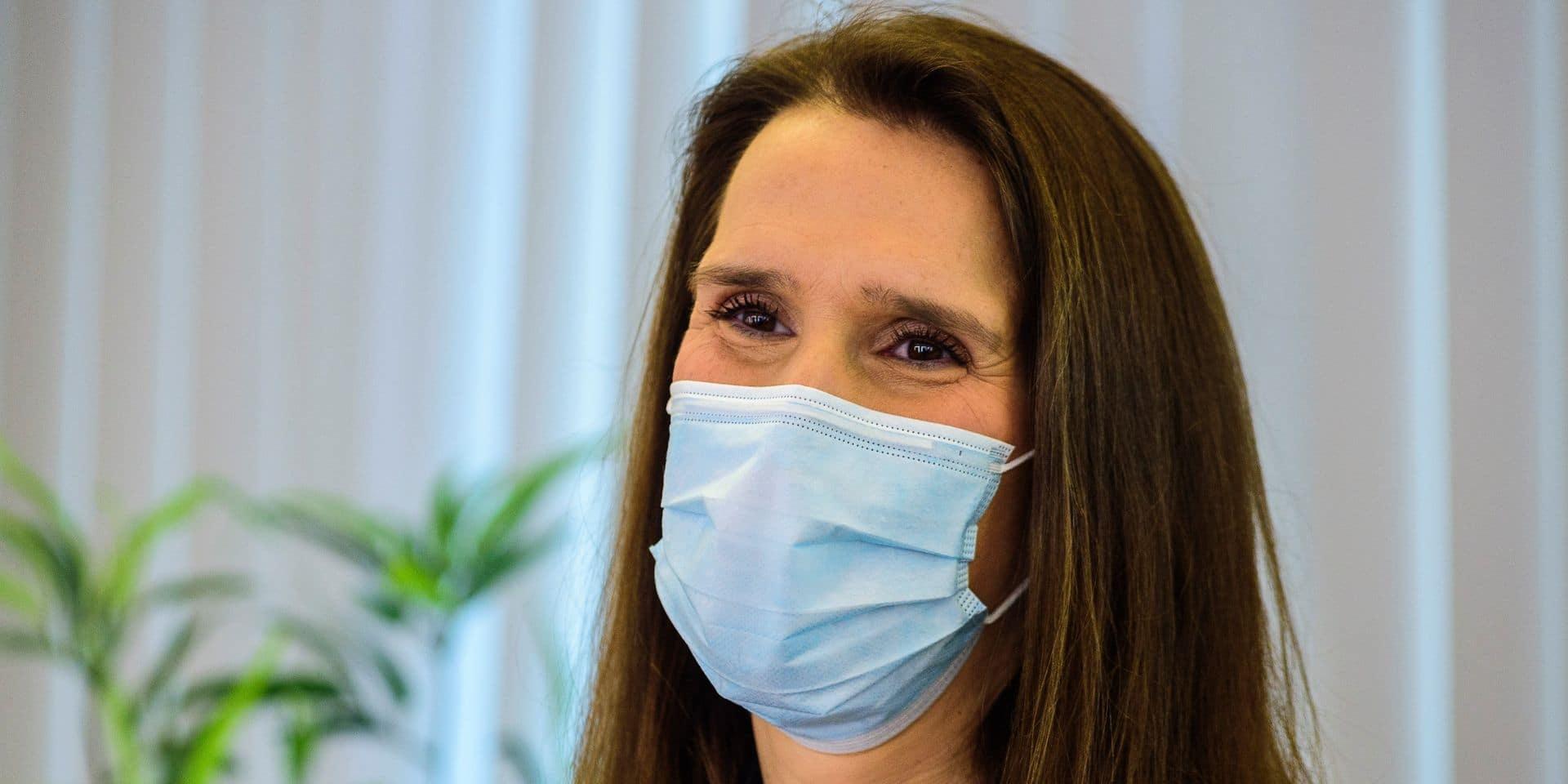 """Sophie Wilmès revient sur sa gestion de l'épidémie: """"Le CNS du 23 septembre n'est pas responsable de la deuxième vague"""""""