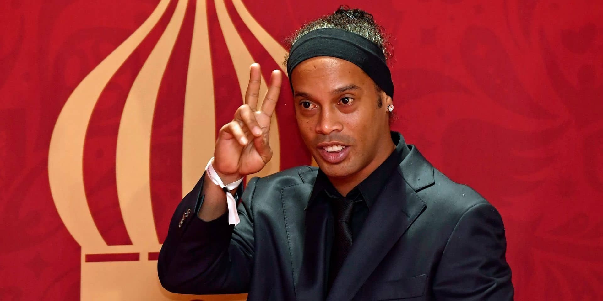 """Ronaldinho s'exprime sur sa détention: """"Cette expérience difficile restera ancrée toute ma vie"""""""