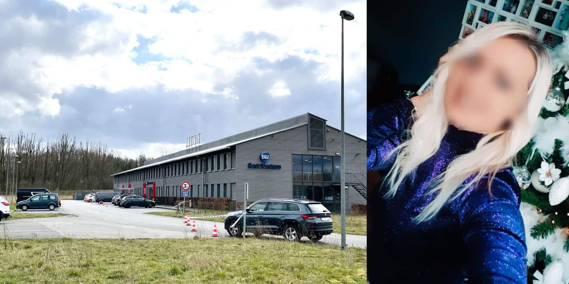 Xhuljeta tuée dans un motel à Ruisbroek: le meurtrier présumé retrouvé mort dans sa cellule