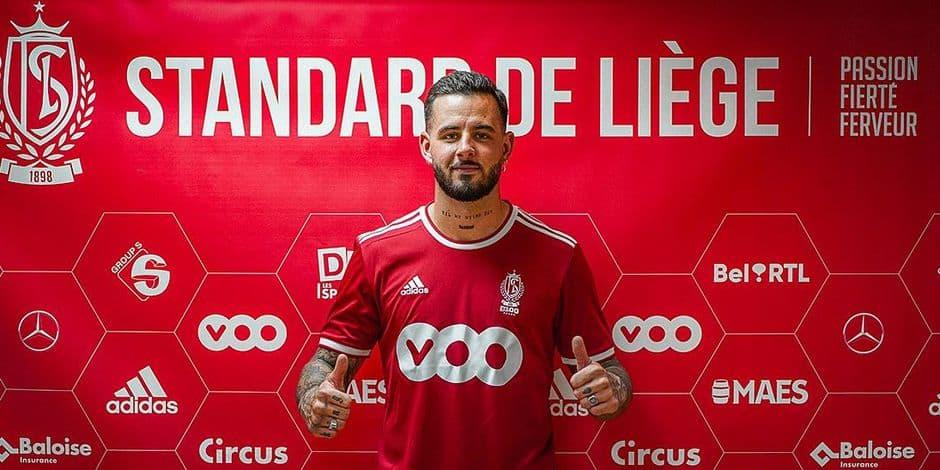 Aron Dönnum rejoint officiellement le Standard
