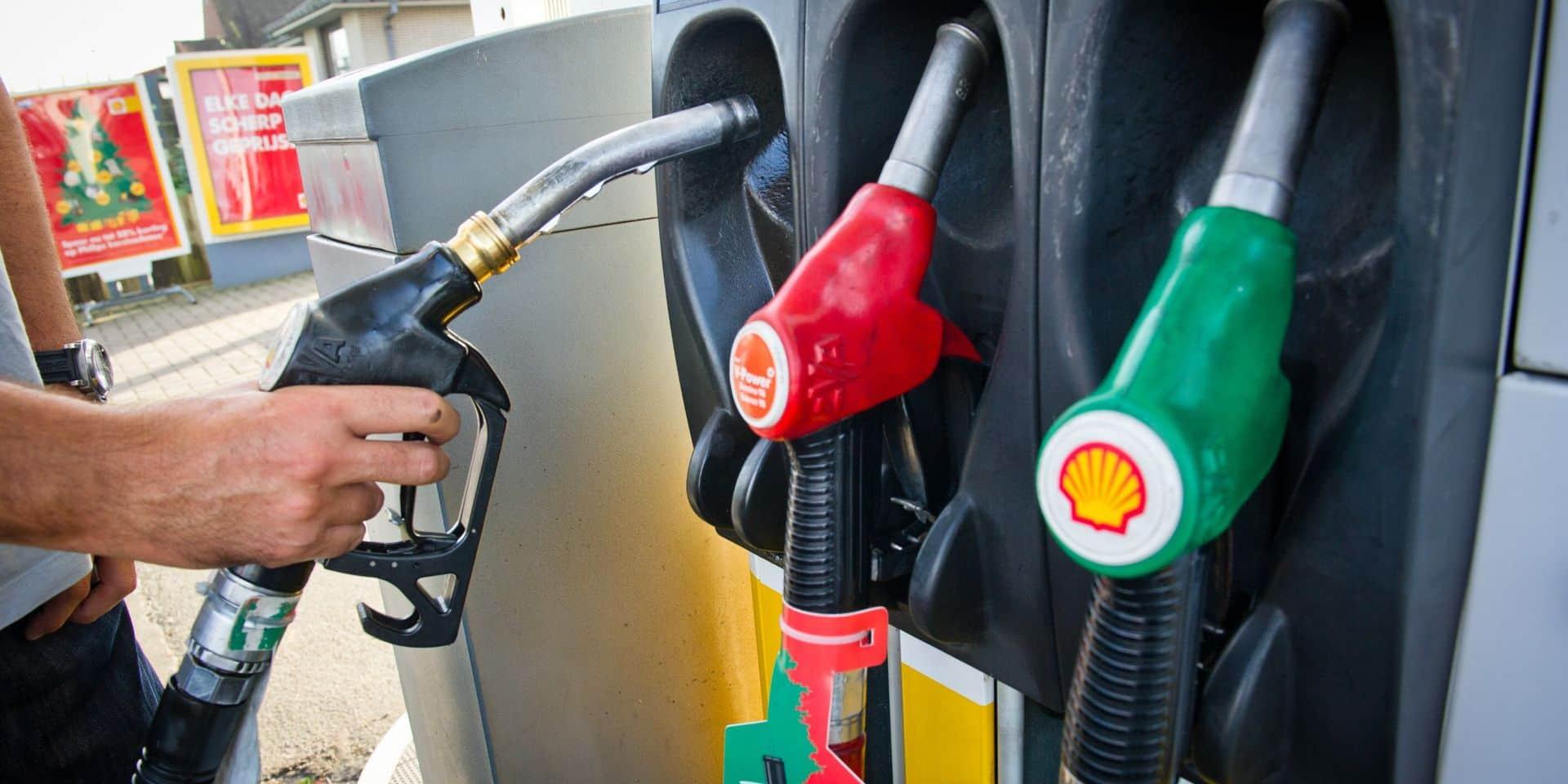 Mauvaise nouvelle à la pompe: le prix du diesel bondit encore
