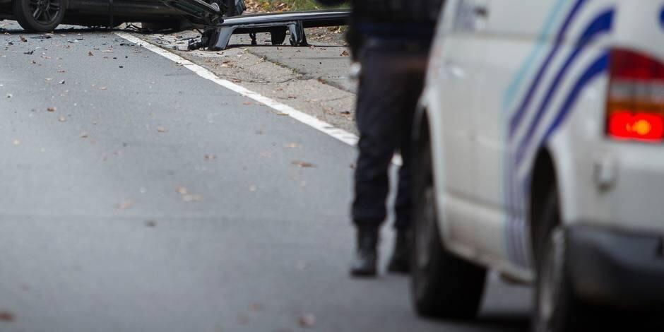 Un motard décède dans un accident à Hastière