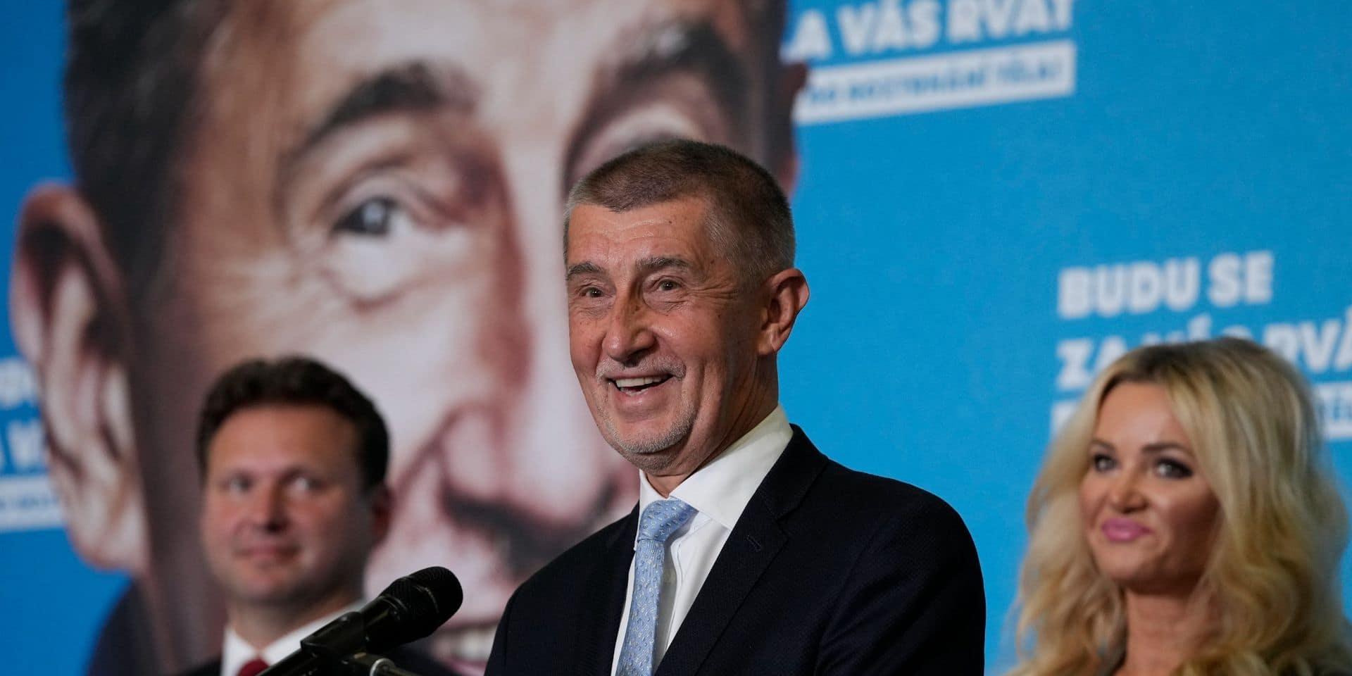 Retournement de situation aux législatives tchèques : défaite du Premier ministre Andrej Babiš, d'abord annoncé vainqueur