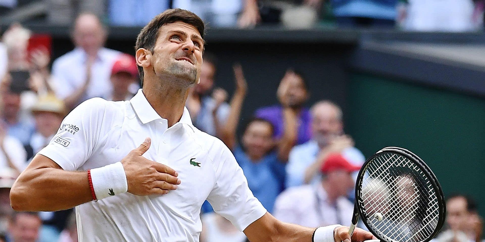 Djokovic, un chef-d'œuvre pour l'histoire