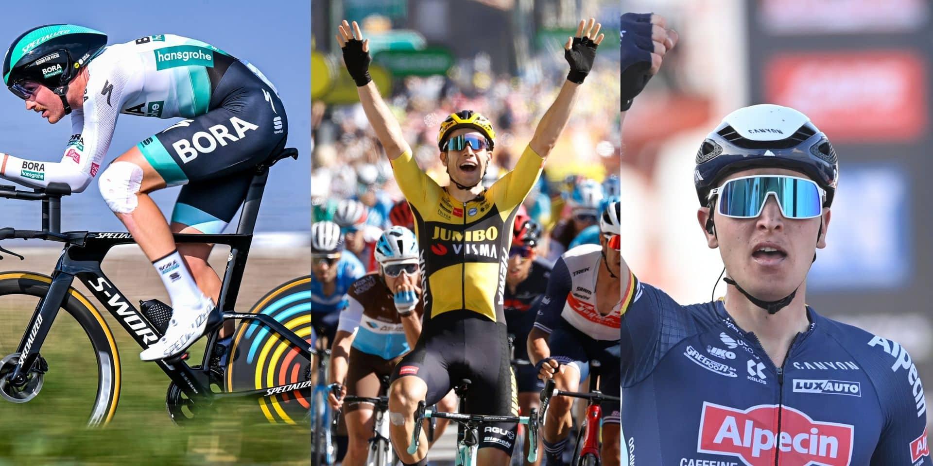Van Aert, Merlier, Meus...: la nouvelle vague prometteuse des sprinteurs belges