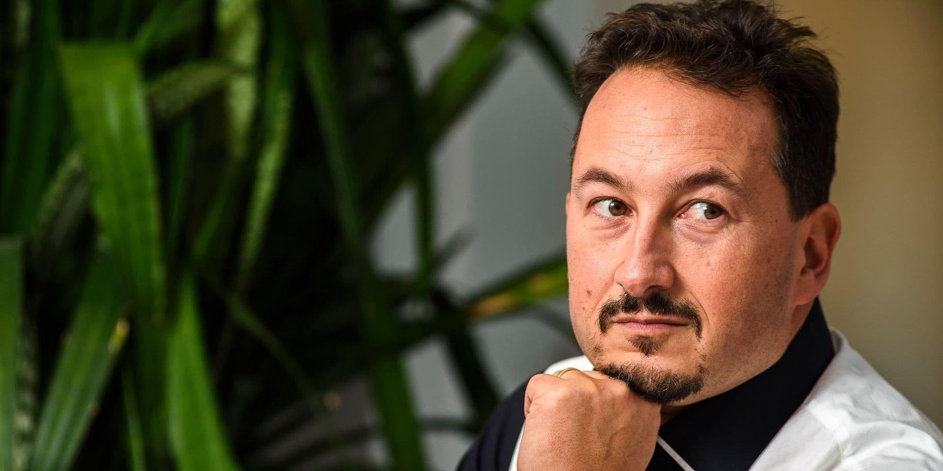 Philippe Devos a démissionné au début du mois de septembre.