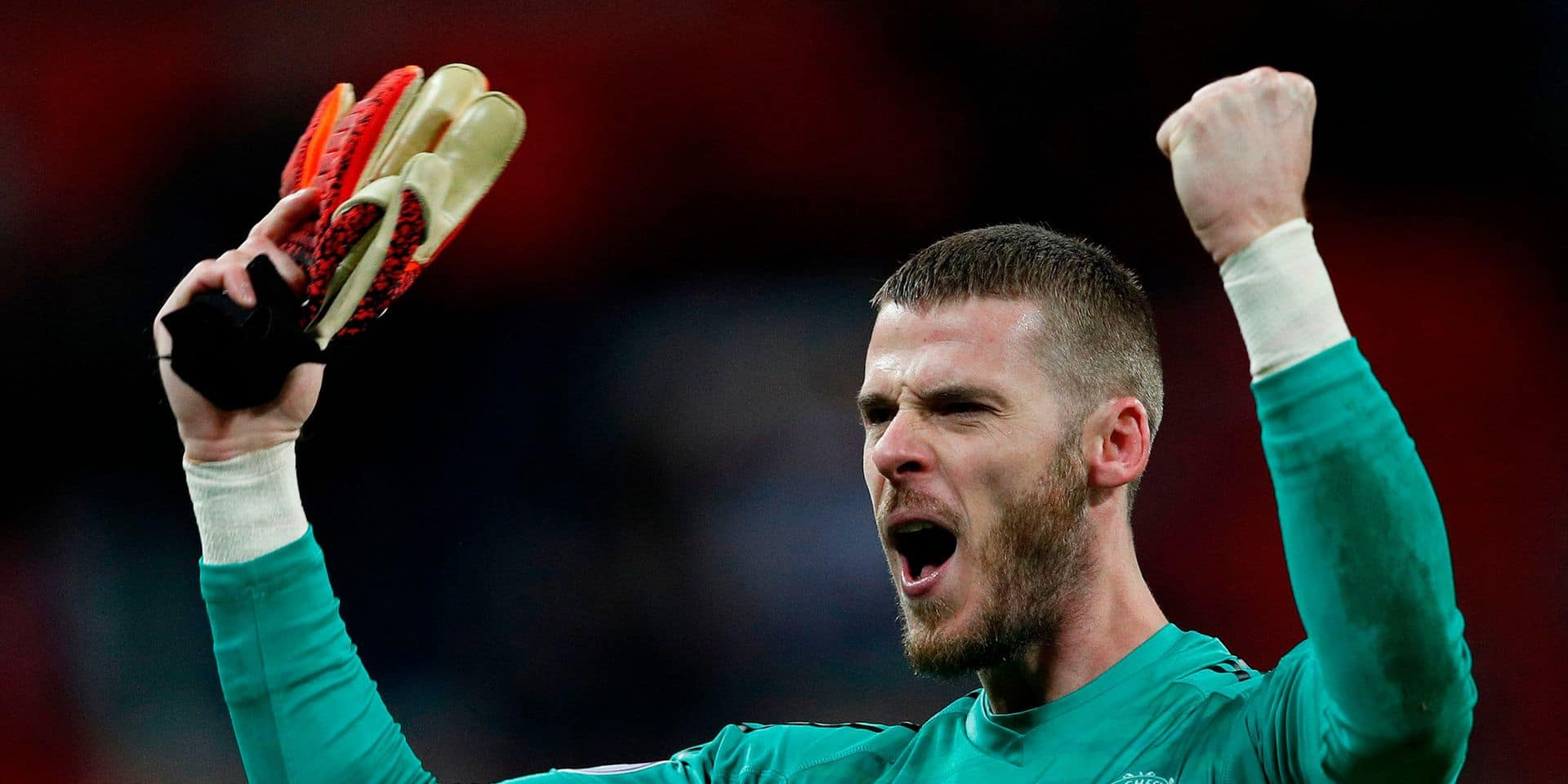 David De Gea prolonge 3 ans à Manchester United