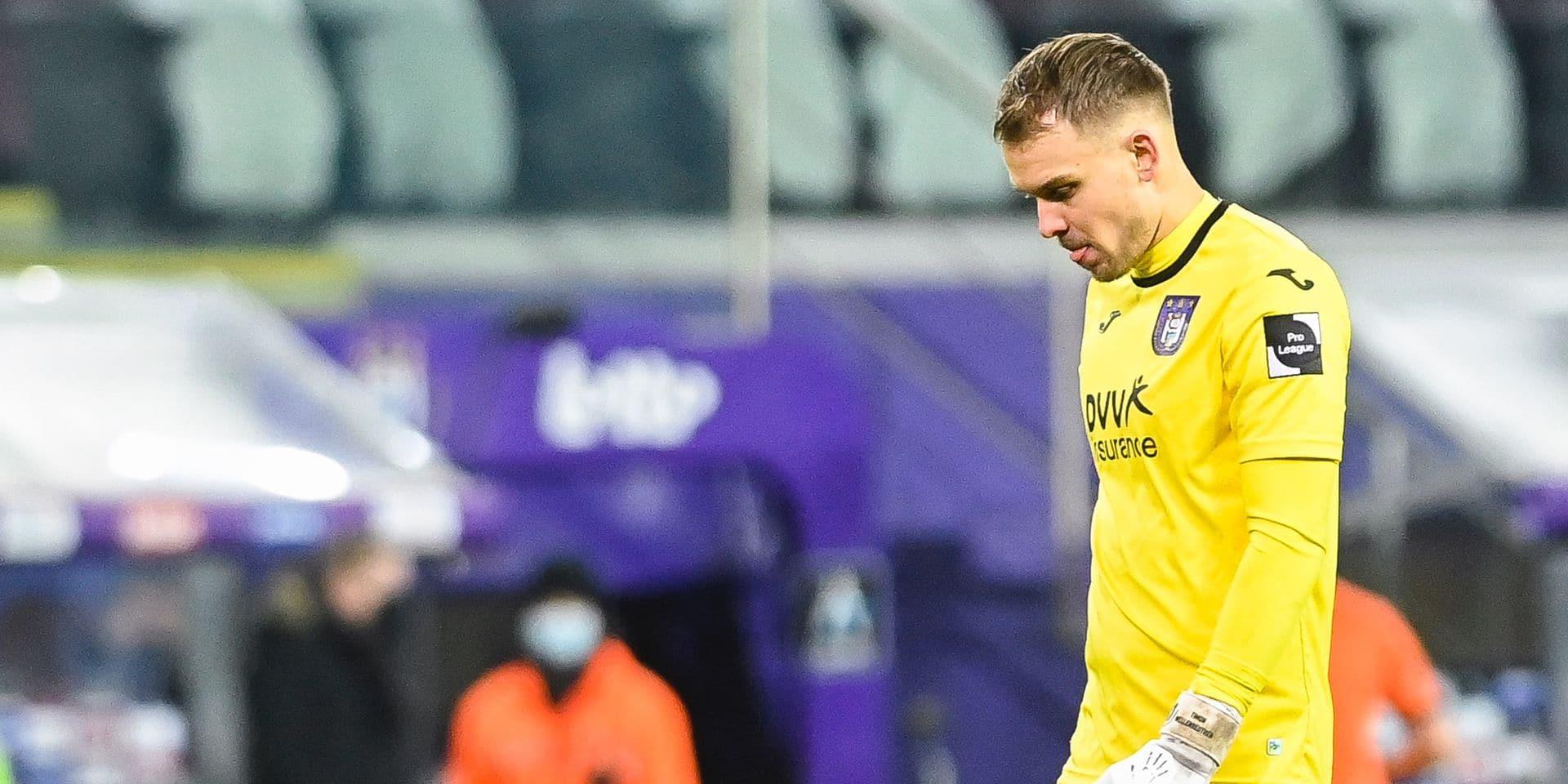 """Wellenreuther: """"Je veux rester n°1 quand Van Crombrugge sera fit"""""""