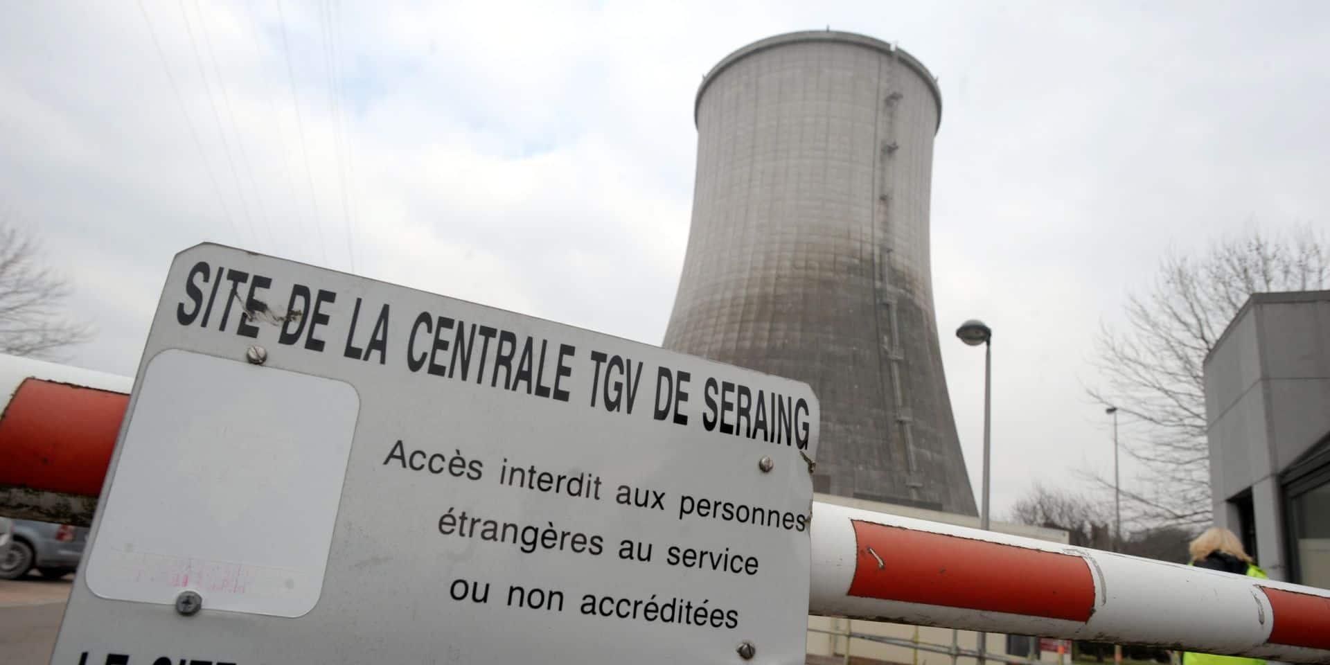Seraing : Des huissiers envoyés à la centrale TGV