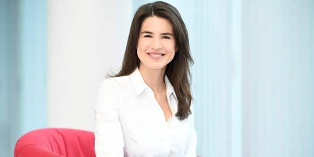 Julie Denayer arrive sur TF1 - La DH