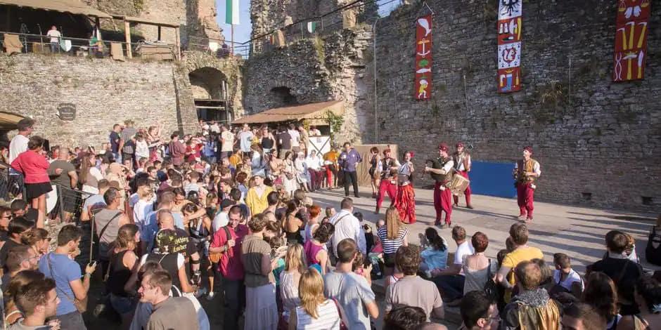 La 25e Foire médiévale de Franchimont finalement reportée en août 2022