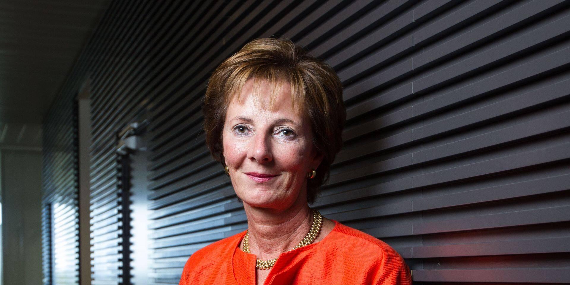 "Annick van Overstraeten, CEO de Lunch Garden: ""Nous ne sommes pas une chaîne de fast-food"""