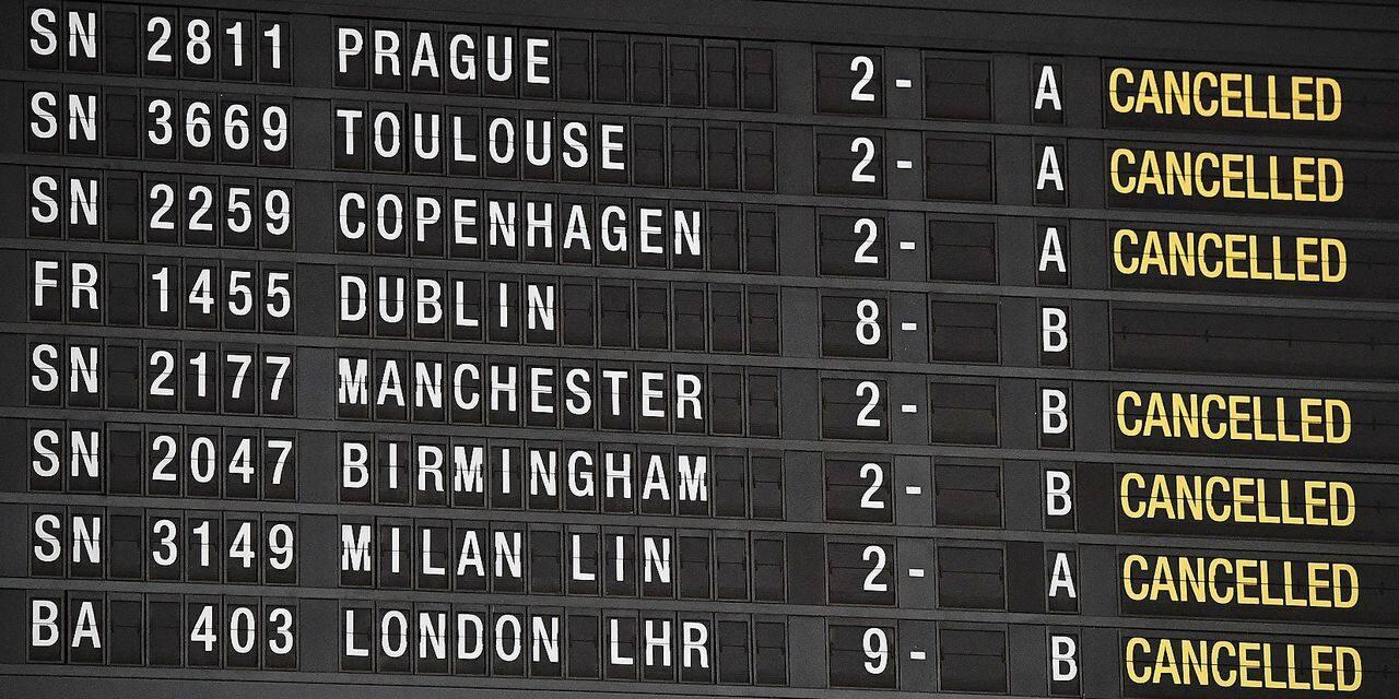 Un vol, une croisière ou un train annulé ? Faites valoir vos droits !