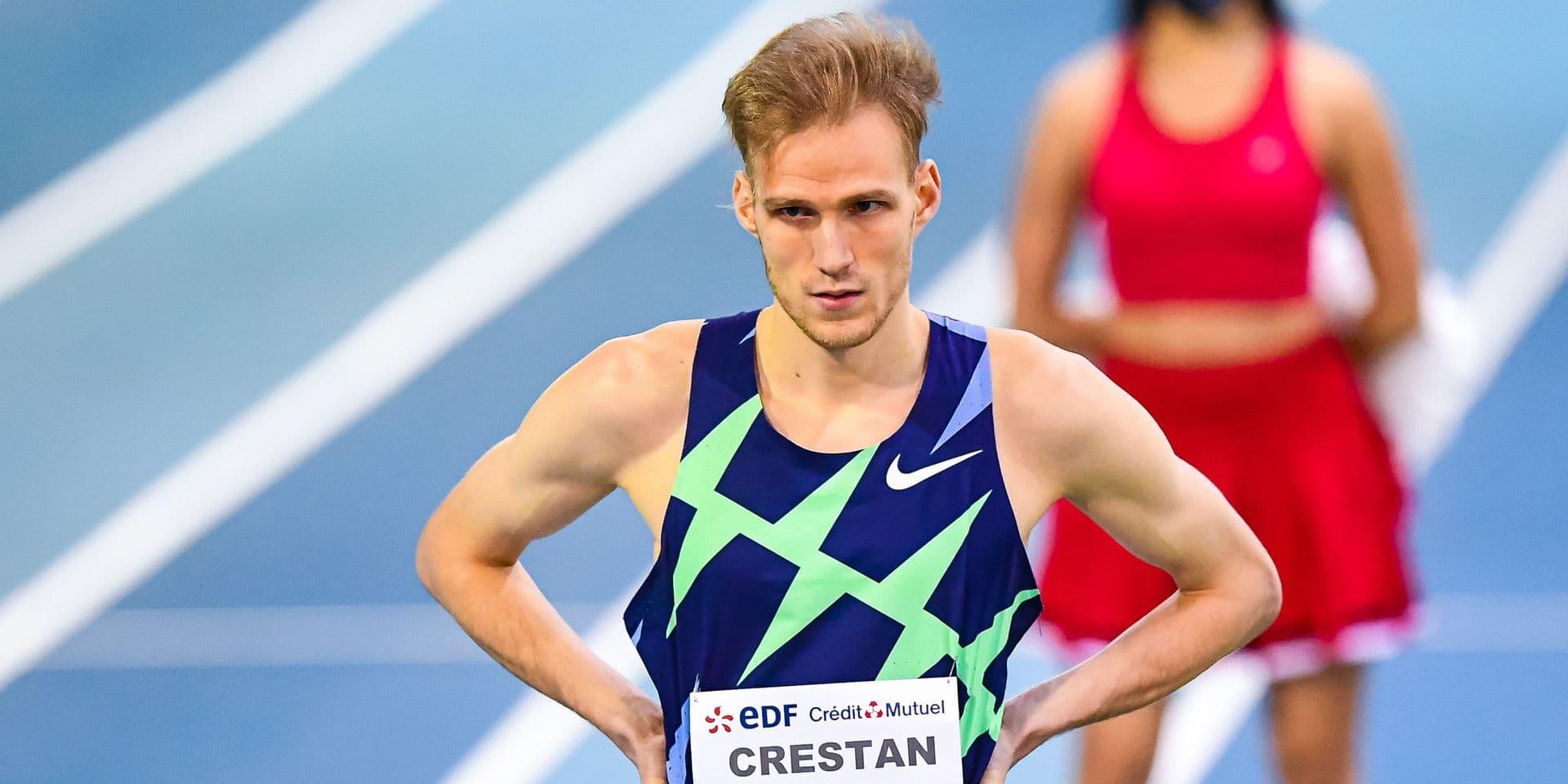 """Eliott Crestan retrouve la compétition : """"Il a bien digéré ses efforts de l'hiver"""", assure son coach"""