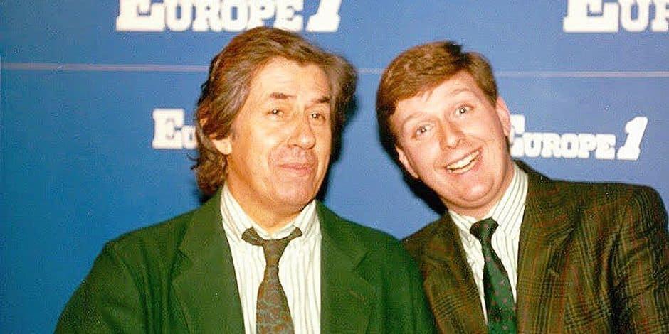 """André Lamy : """"Philippe Gildas m'a appris la rigueur"""" - La DH"""