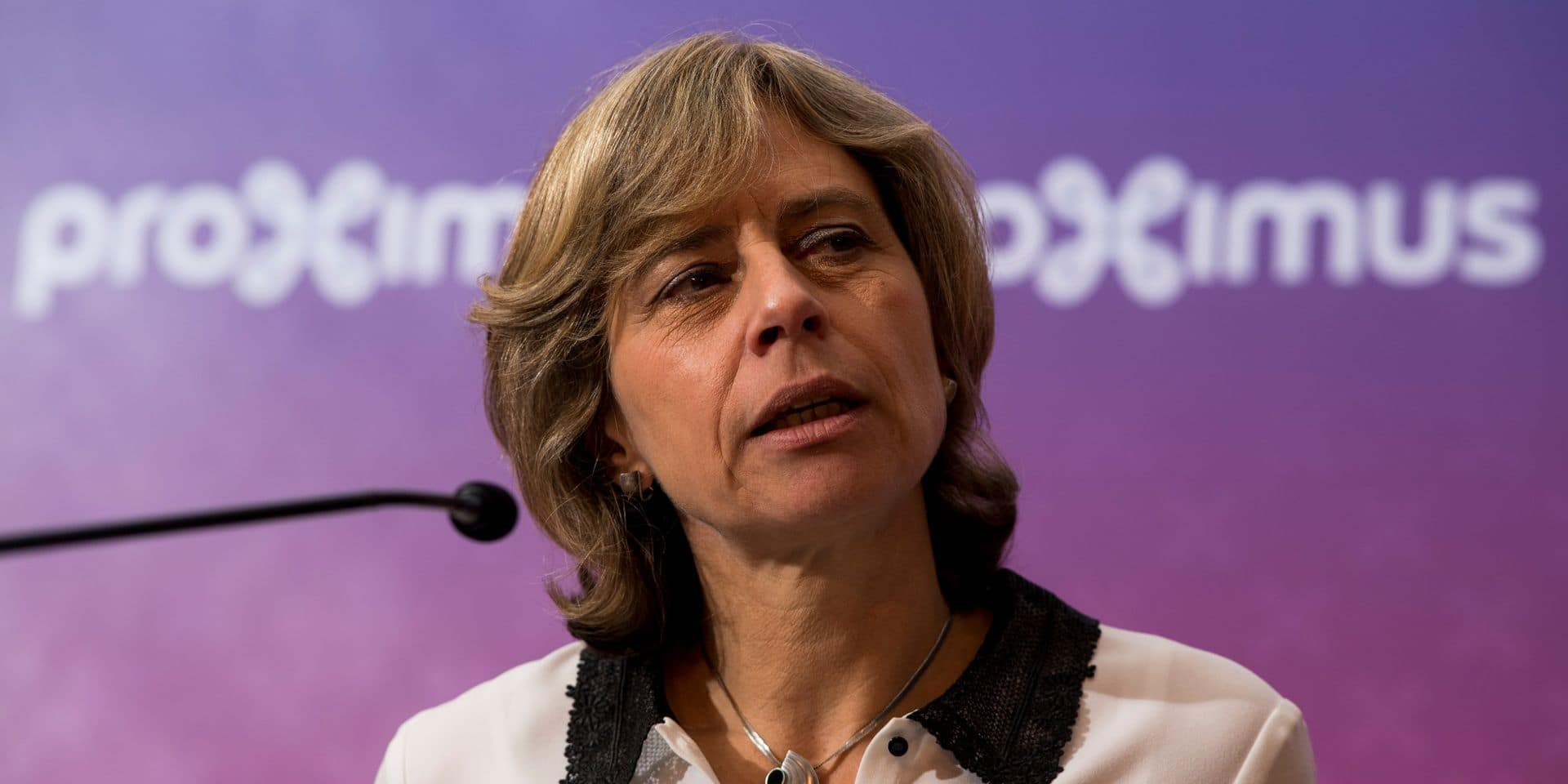 Dominique Leroy, ex-patronne de Proximus, inculpée !