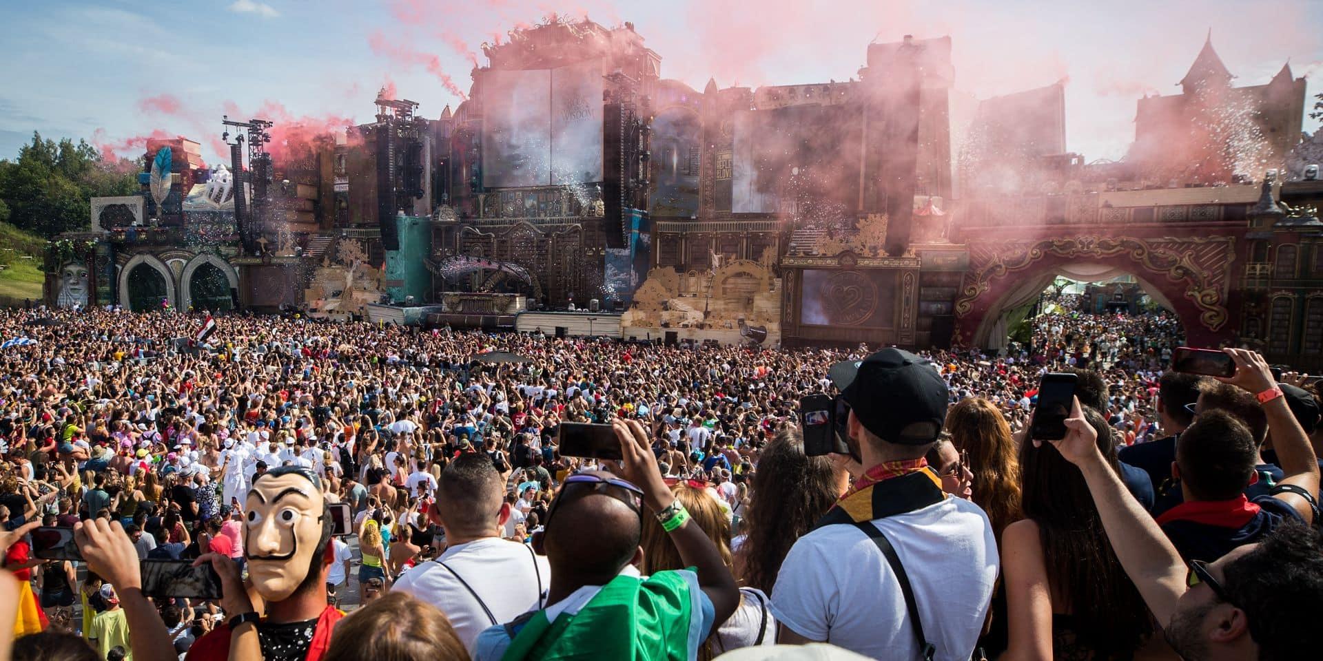 Tomorrowland: Un nouveau festivalier de Tomorrowland aux soins intensifs