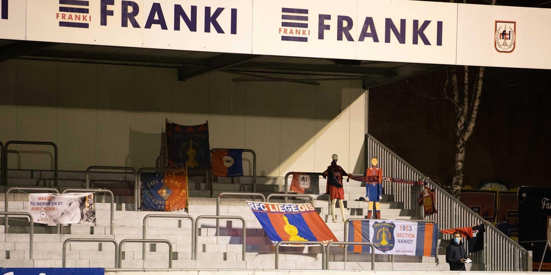 La cagnotte lancée par les supporters du RFCL face à Anderlecht a permis de récolter 4300 euros